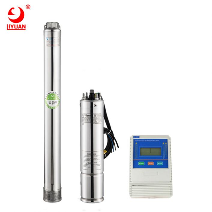 Hight Quality Submersible 4Hp Electric Water Pump