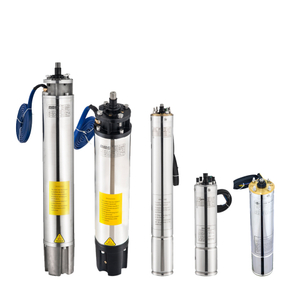 4 Inch Submersible Pump 50Hz 60Hz 4kw Single Phase Motor
