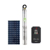 Liyuan DC Solar Submersible Deep Well Pump with Built-in Controller