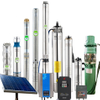 Open Well Water Sump Motor Price List 1Hp 1.5Hp 7.5 Hp Submersible Pump For 100 Feet Borewell