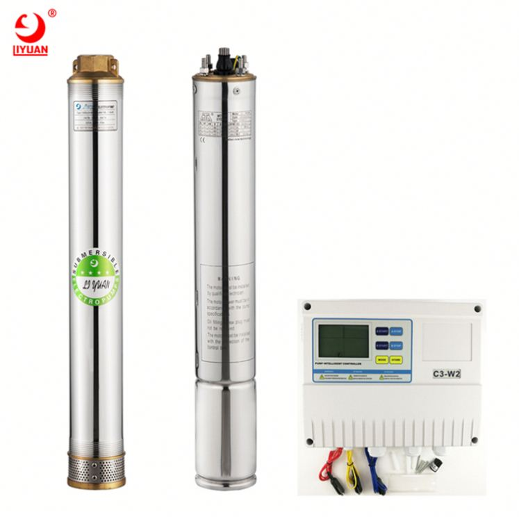 Guangdong Manufacturing Centrifugal Submersible Deep Well Hand Pump