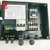 water pump control boxes electric led control three phase controller