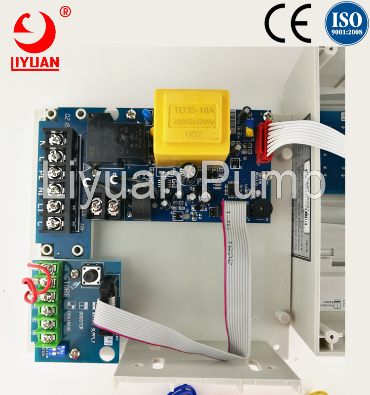 Smart Pump Current Monitor, Pump Controller