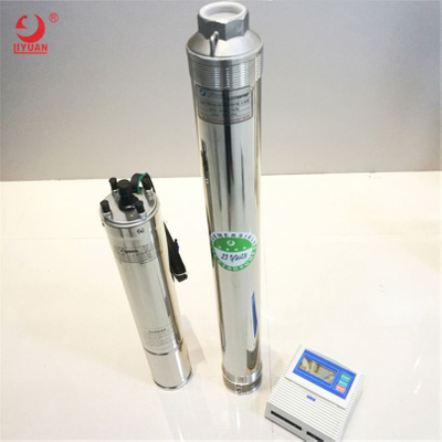 Factory Wholesale Centrifugal Submersible Solar Pump Inverter