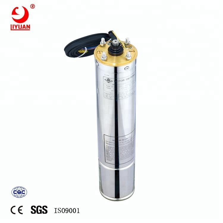 Stable Quality Factory 10 hp Water Electric Submersible Pump Price