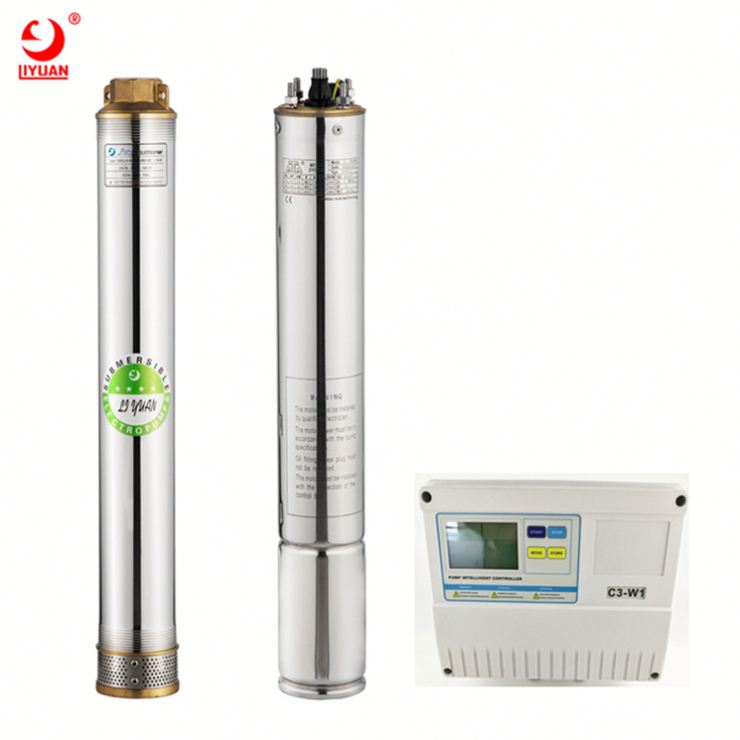 wholesale High Pressure 1.5hp submersible pump specifications