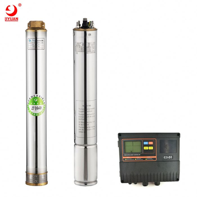 Hight Quality Electric Submersible Pump Single Phase 220V 50Hz
