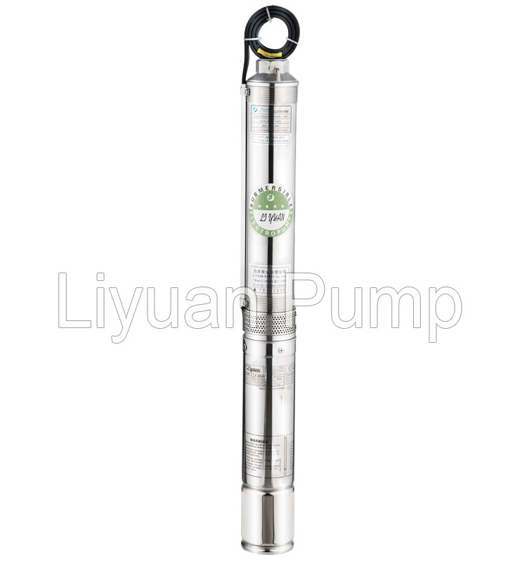 Complete Solar Energy System Sump Pump Design 3 Inch DC Solar Water Pump Submersible Pump Price