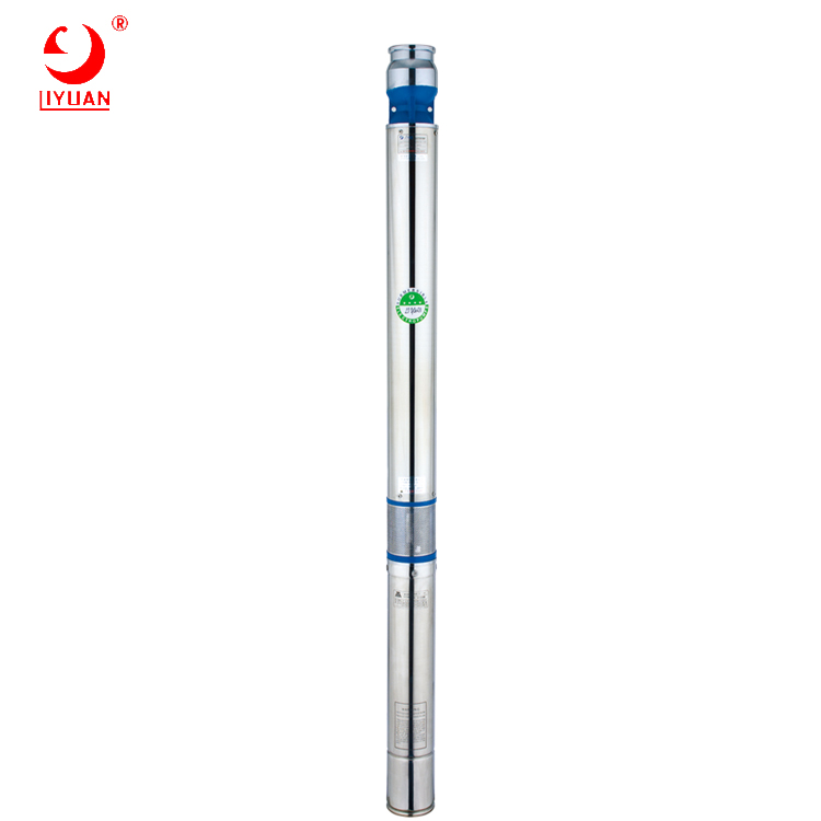 Hight Quality Pressure High Lift Deep Well Submersible Pump