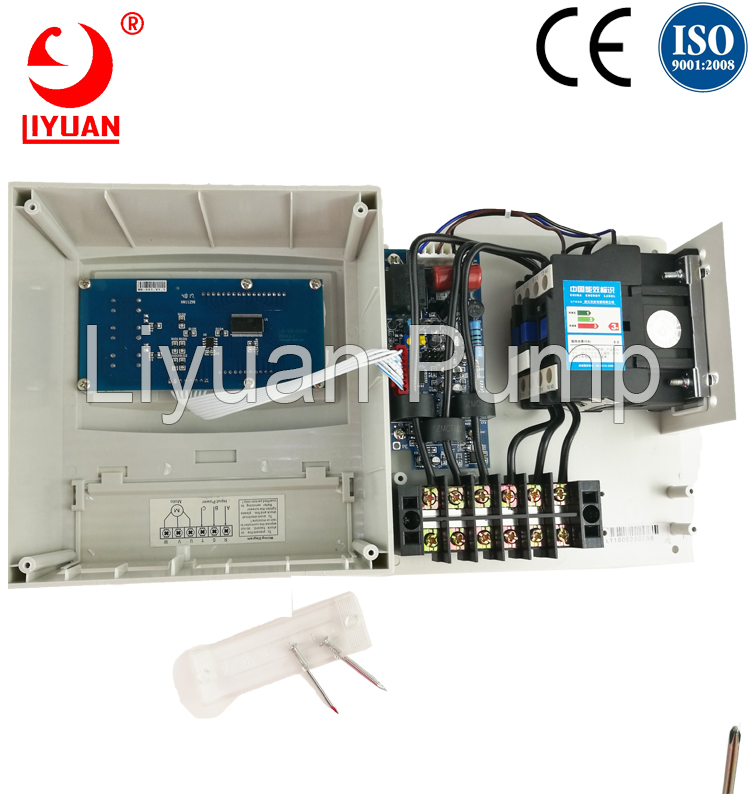 Promotional Level Controller, Pump Current Controller