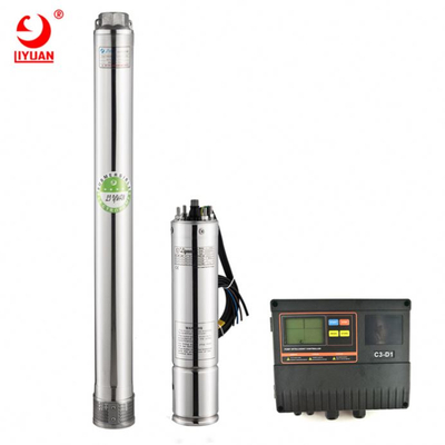 Stable Quality Electric Solar Pump Inverter Three Phase